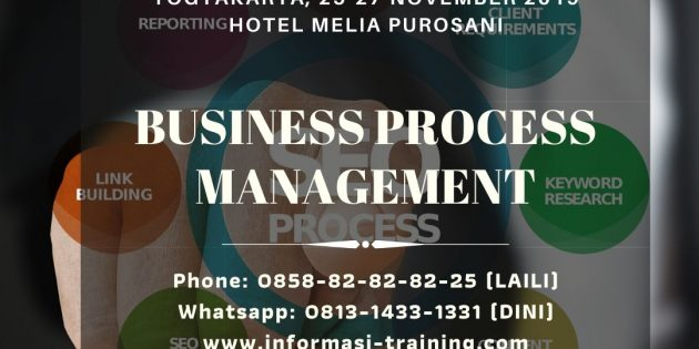 BUSINESS PROCESS MANAGEMENT – Pasti Jalan