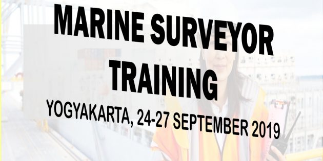 MARINE SURVEYOR TRAINING – Almost Running