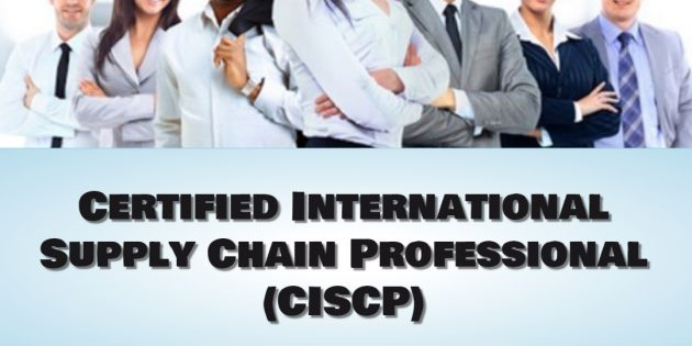 Certified International Supply Chain Professional (CISCP) – PASTI JALAN