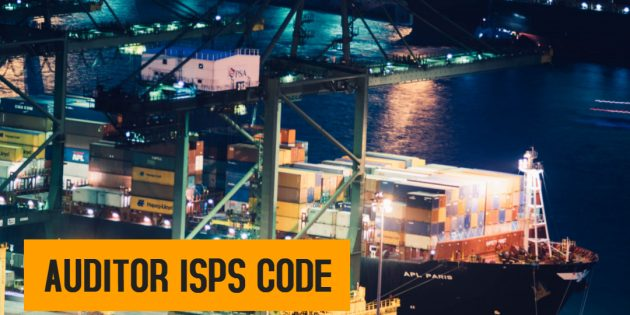 AUDITOR ISPS CODE – Almost Running