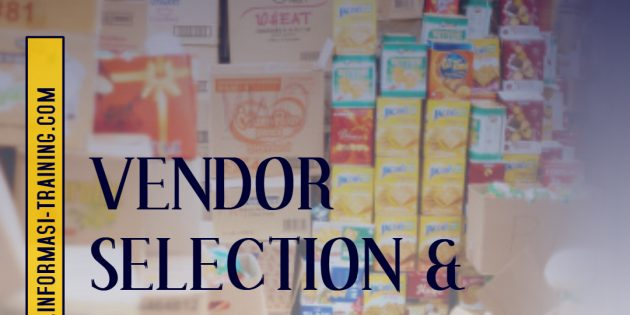 Vendor Selection and Evaluation Program – PASTI JALAN