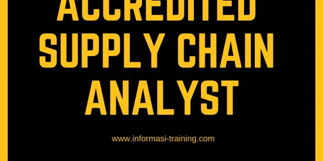 SUPPLY CHAIN ANALYST (ASCA) – American Academy Certification