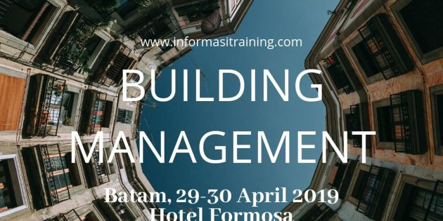 BUILDING MANAGEMENT – Pasti Jalan