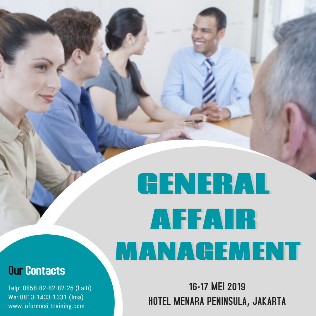 Training GA Management