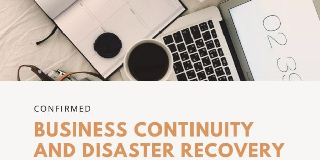 BUSINESS CONTINUITY &  DISASTER RECOVERY PLAN