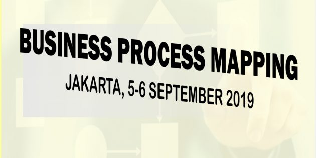 BUSINESS PROCESS MAPPING TRAINING