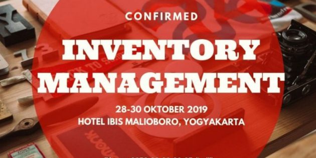 INVENTORY MANAGEMENT – Pasti Jalan