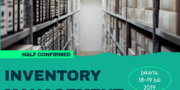 INVENTORY MANAGEMENT – Almost Running