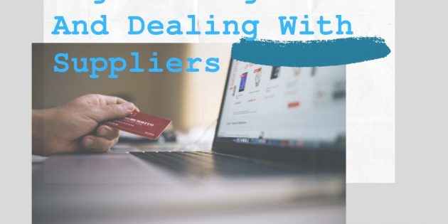 Purchasing Negotiating Skills And Dealing With Suppliers